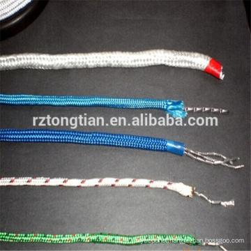 Fishing net polypropylene braid lead core rope