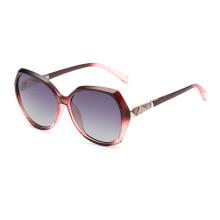 Good quality custom logo Fashion Vintage European sunglasses polarized