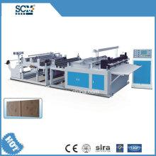 PVC Pet Roll calor pressionando máquina de corte transversal do computador