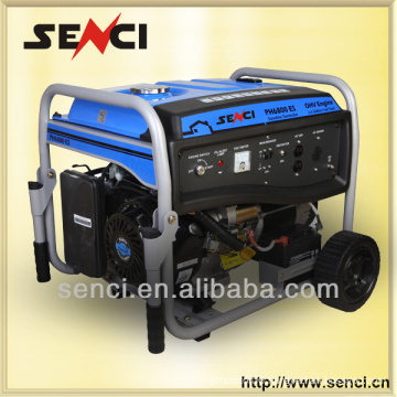 Portable Electric Power Generator for Home