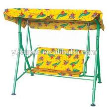2015 hot sale 3 seater garden swing chair