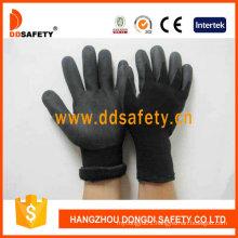 Black Nylon with Black Nitrile Glove Dnn459