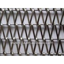 stainless steel conveyor belt wire mesh(factory)