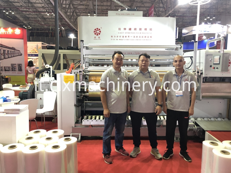 Stretch Film Making Machine Protective Film Machine Price