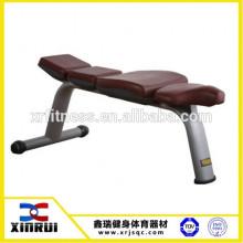 Тренажерный зал фитнес-оборудование машина плоской скамье
