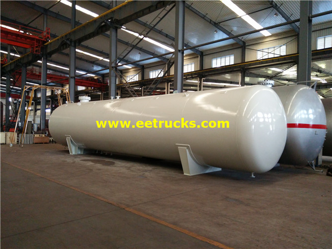 Large Liquid Ammonia Tank