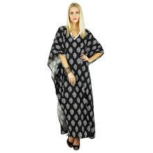 Großhandelsgewohnheit Frauen-Art- und Weiset Tunika Kaftan (XY190)