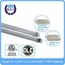 Lámpara de tubo de retroalimentación de LED Premium DLC 3.0 t8