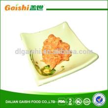 HALAL, alimento saudável, congelado, temperado, sushi, lagosta, salada