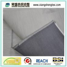 Spun Silk and Linen Fabric