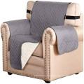 Housses de chaise réversibles Housse de canapé antidérapante pour meubles
