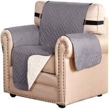 Двусторонние чехлы на стулья Противоскользящие чехлы для мебели