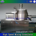 High Speed Mixing Granulator for Foodstuff Industry