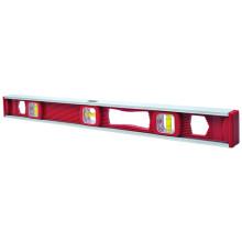 Plastic Level with Aluminum Frame (700501)