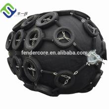 Reasonable price pneumatic yokohama floating port marine rubber fender of shipyard