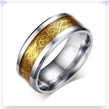 Joyas de moda de acero inoxidable joyería de moda anillo (SR244)
