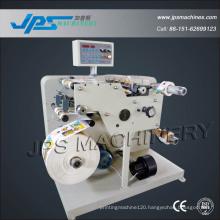 Auto Roll Blank Adhesive Label Sticker Slitter Rewinder Machine