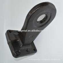Oeil de remorquage résistant d'attelage de remorque de fabricant d'usine