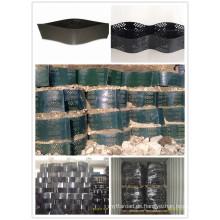 China glatte HDPE Geocell Hersteller für Verkauf