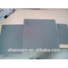 Weiße PVC-Schaum-Brettgröße 1.22 * 2.44m, 12mm dickes celuka PVC-Schaumbrett