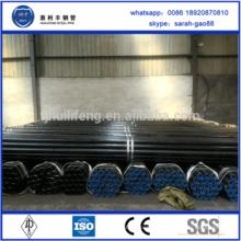 Hotline laminée à chaud ASTMA 106 API 5L Pipe Seamless Steel api 5l gr.b a53 tuyau en acier sans soudure
