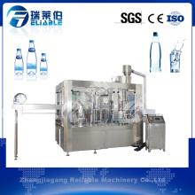 Botella automática del animal doméstico que llena de agua potable Proveedor de la máquina