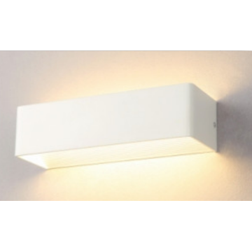 Downlight LED blanco cálido largo de 15W