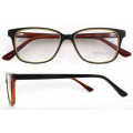 unisex three layer solid colors eyeglasses frames