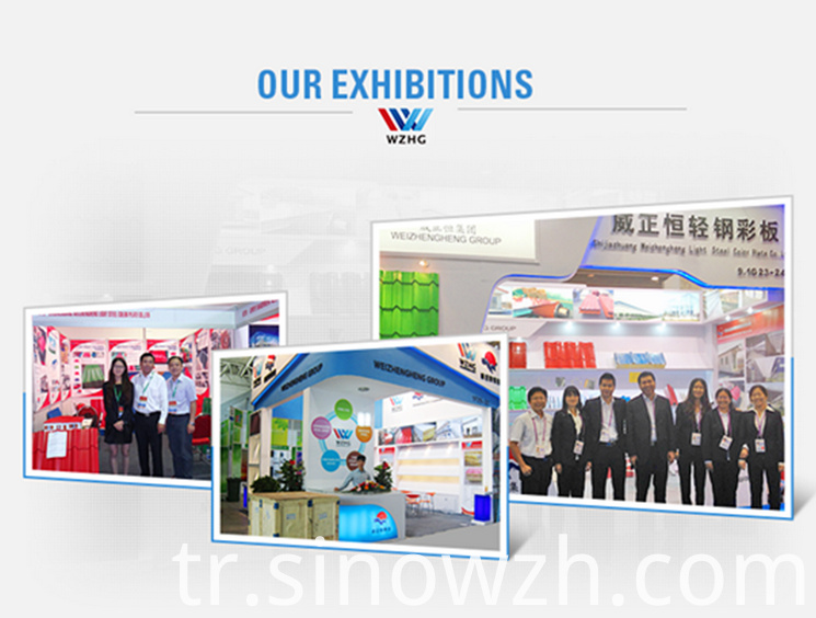 our exhibition