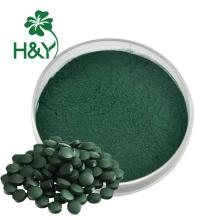 Custom 500mg High Quality spirulina chlorella tablets