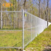 weight per square meter for gi chain link fencing