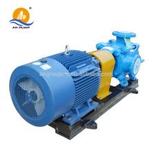 6 высокого давления многоступенчатые центри fugal насос соединен с мотором