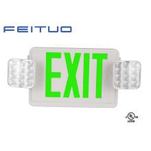 Аварийное освещение, UL комбо, выхода знак, знак LED, свет, выход аварийного выхода