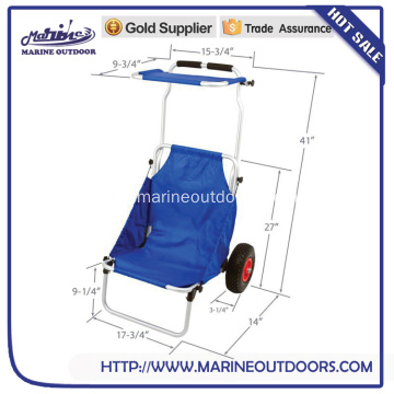 New item technology folding fishing trolley buy from china online
