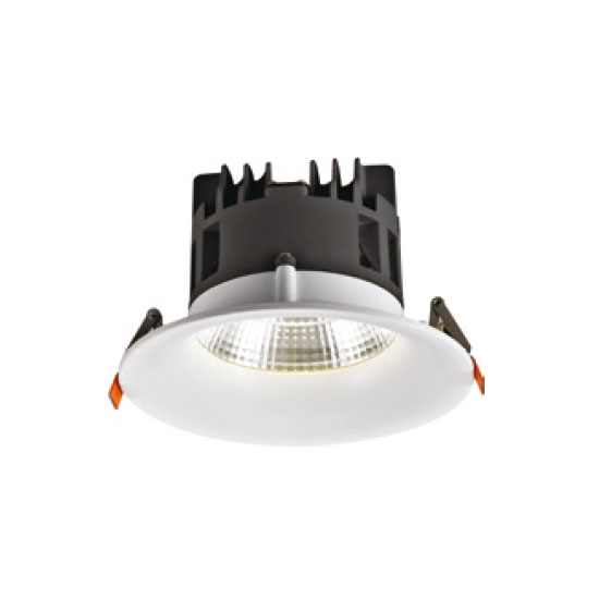 High Voltage COB 30W LED Downlight