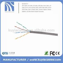 Câble LAN de câble CAT5 Cat6 utp LAN de haute qualité