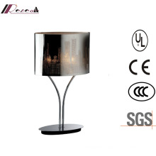Hot Sales New York Building Pattern Table Lamp Stainless Steel LED Lighting