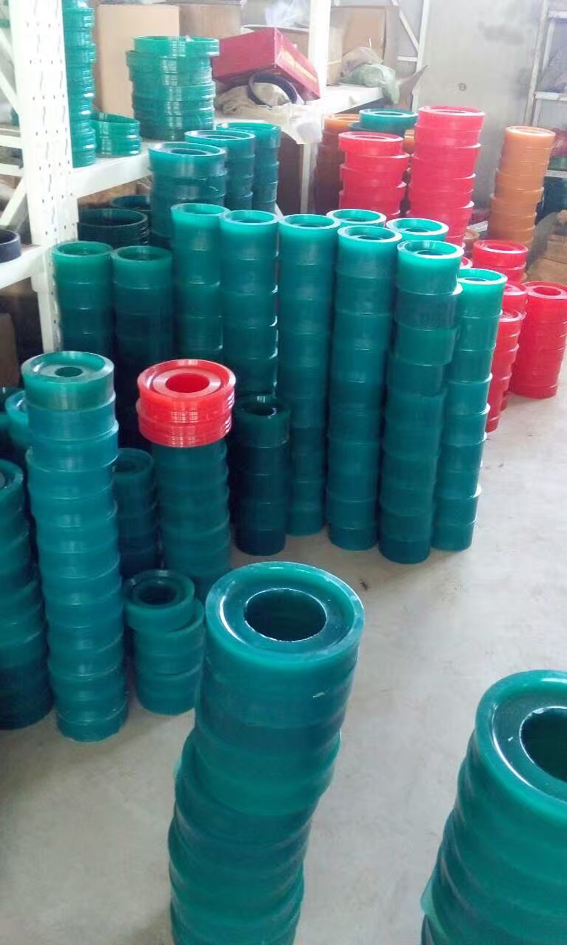 Urethane Rubber Piston