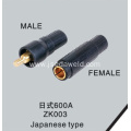 Cable Jointer Plug and Receptacle Japanese Type 600A