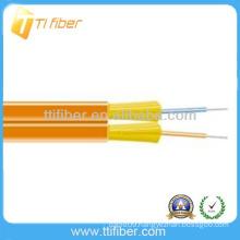 Duplex Multimode 62.5um OM1 and 50um OM2 Fiber Cable