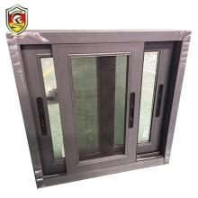 European style house used aluminium sliding glass windows