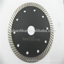 disco de corte de diamante sinterizado para disco de diamante de cerâmica húmida 150mm