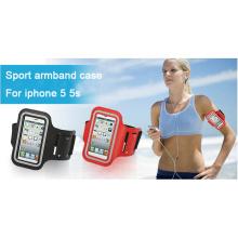 Braçadeira com Peso de Tecido, Esporte para iPhone 6 Armband Case