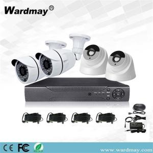 4ch 5.0MP Home Security Surveillance DVR-System-Kits