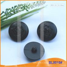 Имитационная кожаная кнопка BL9016