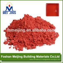 pigment inorganique pour la mosaïque de verre de Chine pas cher prix