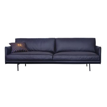 Neues Design Modernes Luxus-Ledersofa
