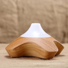 Изготовленный на заказ дешевый увлажнитель диффузор аромат древесины печать с логотипом компании
