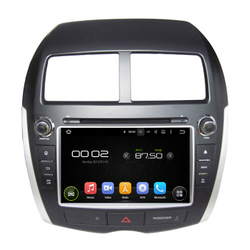 Android 7.1 Car Video Player voor Mitsubishi ASX