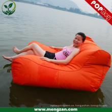 Bolsa grande al aire libre flotado del beanbag para el tamaño de lujo adulto beanbag